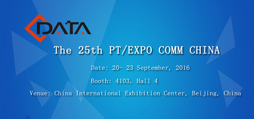 Invitation For Exhibition Booth : The th pt expo comm china invitation c data