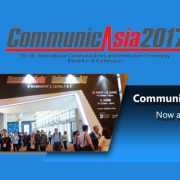 C-Data Showed FTTx, PON & EOC Solution at CommunicAsia 2017