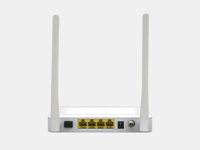 4ge+catv+wifi optional epon gpon xpon 2