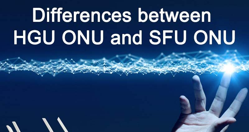 different between HGU and SFU