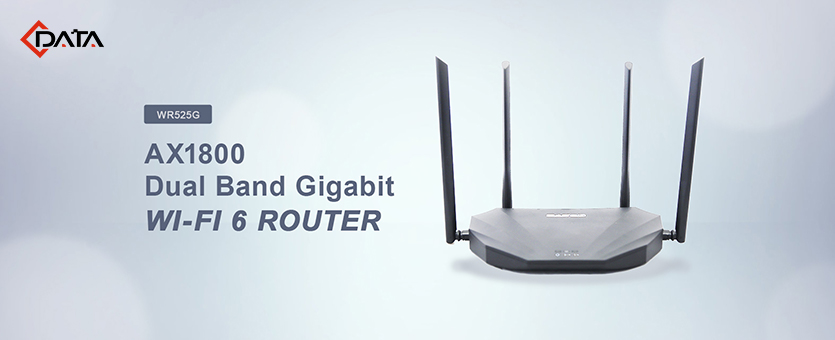 WiFi6 router
