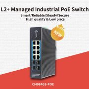 L2 Managed poe Industrial Switch-2